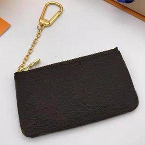 Kalite Orjinal Kutusu tarihi Kod Kadın paralar tuşları çanta cüzdan çanta tutucu ücretsiz gönderim