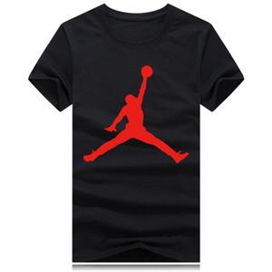 Printemps d'automne Hommes Casual T-shirts 8 Solid Marque Vêtements O-cou à manches courtes Slim Man T-Shirts Vêtements Tops Tees Plus La Taille 5XL 4XL