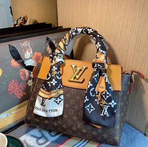 Crossbody İçin Kadınlar Lüks Deri Çanta Kadınlar Bayan Omuz Çantası Messenger Kalite Güvence - 0615