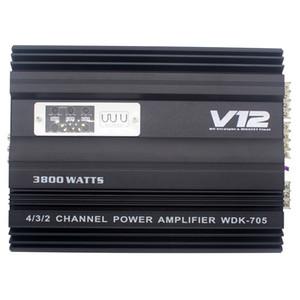 4 a quattro canali amplificatore di potenza a bordo di auto spinta amplificatore auto amplificatore audio altoparlanti