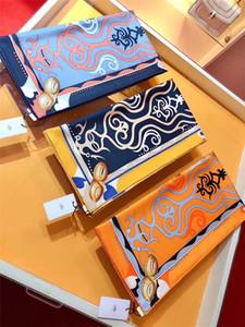 flor 90X90 diseño impreso bufanda de seda Pequeño bolso de la manija de la cinta de las mujeres Bufanda Headwear largo flaco Foulard Femme bufandas