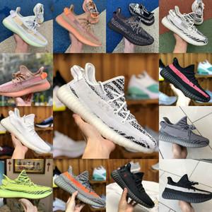 Erkekler Ayakkabı Beluga 2.0 Bakır Statik Mavi Ton Sitrin Kil Bulut Beyazı Krem GID Oreo Hiperuzay Lundmark Susam Synth Gerçek Formu Yecheil Zebra