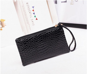 Hot sale women Clutch bag large capacity coin purse mobile phone bag gift bag