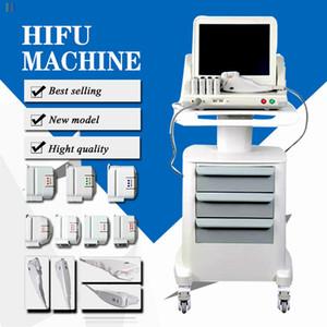 machine de beauté de qualité médicale HIFU de haute qualité pour les rides fines du visage de serrage HIFU haute intensité de traitement axée soins de la peau HIFU