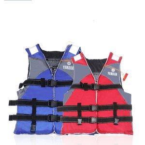 Schwimmweste Angelanzug Überleben Weste Wassersport Tourismus Zweck Marine Verwendung Kind Erwachsene Farben Mix 40ssf1
