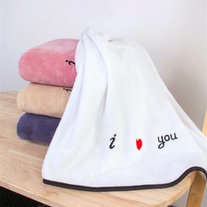 Hersteller Großhandel New 400g verdickte Mikrofaser Super Absorbent Badetuch Schönheitssalon Hotel Beach Towel