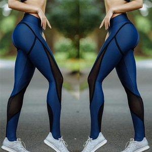 Yoga Pants woman fitness sports Leggings Workout Printed Sports Running Leggings Push Up Gym Wear Elastic Slim Pants Plus Size Y200529