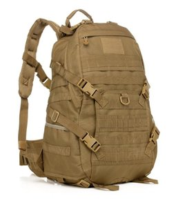 40L Army Tactical Backpack Caminhadas Camping Mochilas Homens Outdoor Camuflagem Pacote de 900D Oxford Montanhismo Mochila