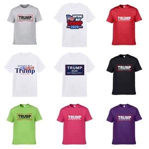 2020 Tasarımcı Tişört Erkek Lüks Üst Kalite Yeni Moda Tide Ayakkabı Baskılı Erkekler Tee Gömlek Erkekler Trump Tişört Çoklu Renk Seçilebilir # Tops