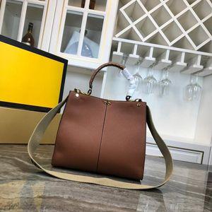 Designer-handbags genuine leather F P luxury purse handbag women fashion totes luxury women designer bags