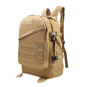 Ткань Оксфорд Спорт на открытом воздухе Многофункциональный рюкзак путешествия Кемпинг Сумка Military Tactical Trekking водонепроницаемый атаки Камуфляж рюкзаки DHL