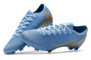 Новый 2020 Mercurial Vapos XIII 13 FG футбол футбольная обувь Future Lab Mbappe CR7 Ronaldo Neymar Мужские носки ACC футбольные бутсы футбольные бутсы