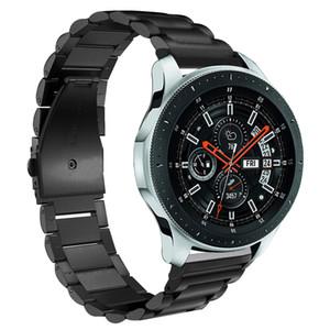 Bandas de correa de acero inoxidable de 22 mm para Samsung Galaxy watch 46mm Banda de reloj de metal para Samsung Watch Bracelet 92001