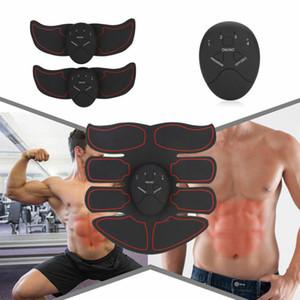 العضلات EMS اللاسلكية تحفيز الذكية للياقة البدنية ABS هوب المدرب الكهربائية البطن الأرداف كمال الأجسام حرق الدهون التخسيس