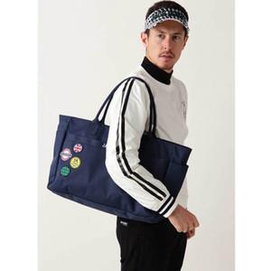 PGM OLF Sac Vêtements de golf Sac Hommes Femmes Chaussures en forme de boîte-Paquet de grande capacité double-pont Vêtements Sac 2 couleurs