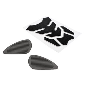 2 Set réservoir de traction Pad Gas Side Grip genou Protecteur pour moto Universal