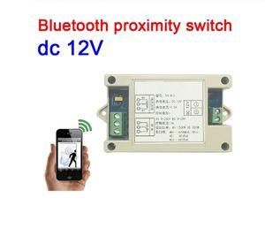 indüksiyon kontrol anahtarı ile cep telefonu Bluetooth Modülü İçin 12v Freeshipping Bluetooth Proximity Anahtarı