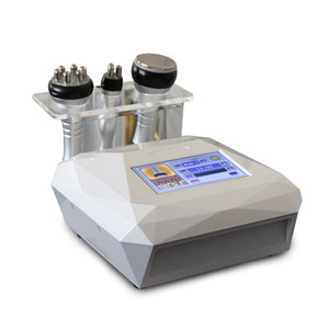 popular at home fat loss cavitation contouring system and radio frequency slimming rf machine cellulite remover