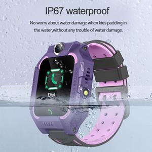 Les nouveaux thermostats 2020 thermostats intelligents six générations de smartwatches enfants imperméables sont adaptés pour les garçons et les filles