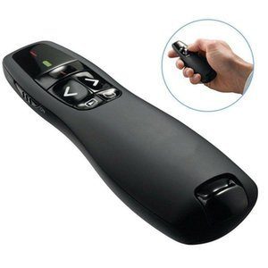R400 2.4Ghz Kablosuz Sunucu lazer Pointer Uzaktan Kumanda ile USB Alıcı ilgili ayrıntılar