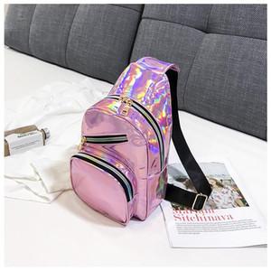 sacs à main de luxe Lady Commodine Sling Sac Voyage Randonnée Cross Messenger Body épaule Sac à dos Designer Cuir verni Sac Sling