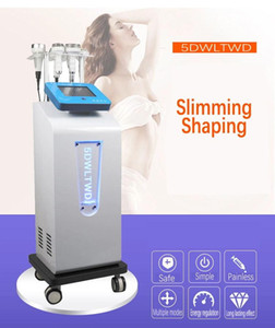 2020 The most popular 5D Carving Instrument Vacuum body shaping Slimming machine fat blasting machine