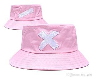 Hot vender 2020 novo estilo da marca balde Banido homem mulheres chapéu moda chapéu superior ensolarado qualidade verão tampão ao ar livre transporte livre número marca sete