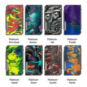Original VOOPOO Drag 2 Platinum 177W Box MOD ecigarette Dual-18650 Batterien Vape Mod 100%