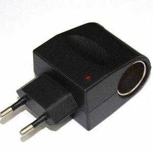 Plug socket conversor Universal 220V Para 12V 1A Carregador Acessórios Interior Veículo Auto Car adaptador para acendedor de 7fom #