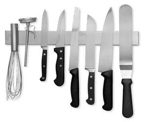 36 centimetri 40 centimetri 45 centimetri in acciaio inox Holder coltello magnetico Magnetic Knife Strip salvaspazio coltello Riposo