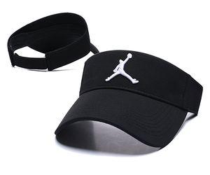 2019 été nouveau chapeau haut anti-vides hommes et chapeaux de soleil de sport de femmes protection chapeaux de golf en plein air