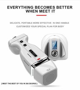 2019 Nouveau portable Bonjour Body Minceur Hifu Body Shaper cellulite réduire à haute intensité Focusd Machine à ultrasons