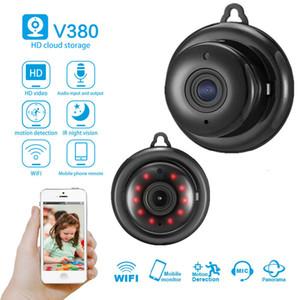 Новый беспроводной WiFi IP-безопасности HD видеокамера домашнего ночного видения DV DVR беспроводная смарт камеры видеонаблюдения беспроводной смарт-камеры наблюдения