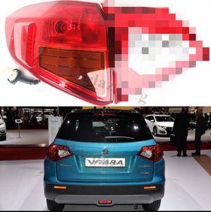 Luz de cola halógena Vitara genuina de calidad OEM, ensamblaje de luz trasera, lámpara de marcha atrás, lámpara de cola para Suzuki New Vitara 2016-2018