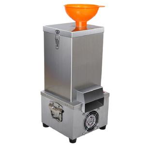 Бытовых и промышленных чеснок пилинг машины чеснок овощечистка электрический 110В 220В маленький сухой тип машина шелушения чеснока Цена ресторано