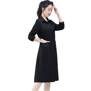Womens Fashion Europian Clothes Single Breasted Solid Slim Long Trench Coat 2019 New Spring Autumn Big Size Ladies Casual Jacket