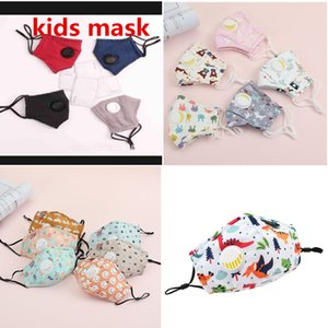 freusable face mask kids face mask Children's cartoon printed masks can wash children's protective breathable spring summer students