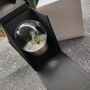 La nueva manera frasco de perfume C Colección globo de la nieve de la bóveda inferior Globo de oro de lujo decorar especial regalo de la novedad de regalo Limited