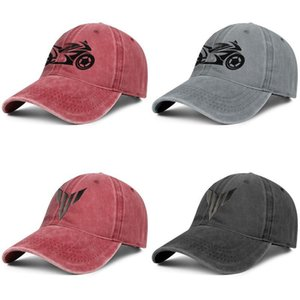 Ya-maha Motorcycle Unisex denim baseball cap cool design your own personalized uniquel hats Yamaha MT-07 motorcycles Motor Logo Drums