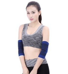 Sconto Salute braccio gomito sport guardia di palma polso band polso Protector per gli uomini donne volano assistito la sicurezza nello sport polso protettivo