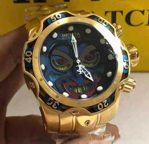 2020 original INVICTA brand Luxury watch DC Comics Joker Joint production Model:26790 30063 Chronograph Men's Quartz watch +original box