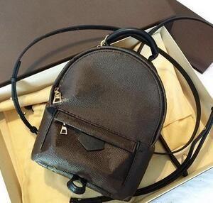 2018 hot Hight quality PU women bag Famous designers handbags canvas backpack women's school bag F1 min Backpack Style backpacks brands #36G