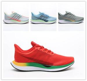새로운 에어 줌 페가수스 터보 남성 여성 원본 페가수스 (35) 안감 순 거즈 스니커즈 운동화 35 개 36 실행 신발