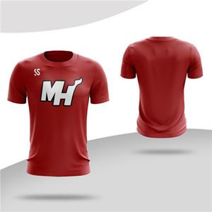 Logo personalizzato di qualità abbigliamento di alta manica corta Dry Fit maglietta normale in bianco Sport t shirt per Uomo