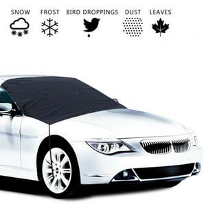 X 120cm 자동차 유리창 커버 차단제 눈 얼음 비 분진 동파 방지 바람막이 햇빛 가리개 200cm