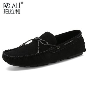 New Shoes Men Casual Moccasins Men Loafers High Quality Leather Shoes Men Flats Gommino Driving Shoes Hommes Chaussures