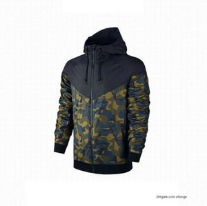 nike jacket NKJ5 재킷과 코트 고품질 방풍 후드 겨울 자켓 위장 야외 지퍼 위장 자켓 남성 브랜드 디자이너