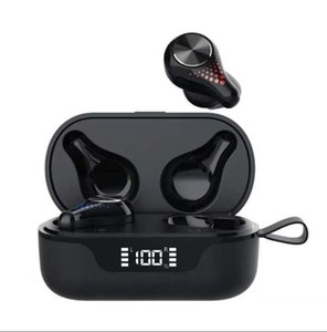 T8 T9 Tws Bluetooth 5.0 Earphones led display Noise-cancelling Earbuds Stereo Sports Headset Wireless Headphones For Xiaomi Samsung