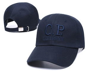 2020 Новый бренд CP COMPANY шляпа Street Dance Прохладный Hip Hop Caps Вышивка Черный Красный Крест Snapback Привязать Вернуться Мужские бейсболки шапки Bone Hat