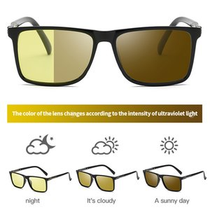 Vision Nocturna Women Men Night Vision Glasses Polarized Anti-Glare Lens Yellow Sunglasses Driving Night Goggles For Car